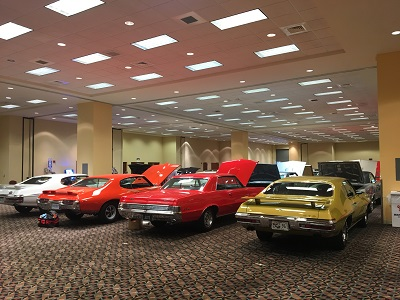 Cactus GTOs News - Bisbee car show